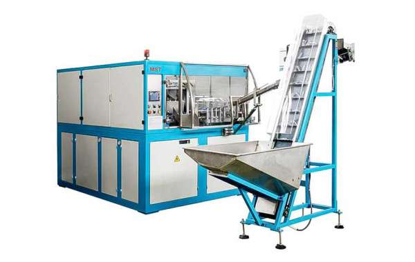 Features & Advantages of PET Blowing Machine