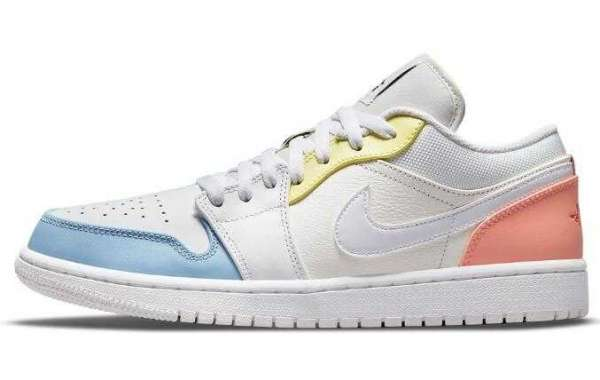 Air Jordan 1 Low Also Released the To My First Coach Collection